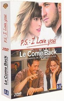 P.S. : I love you - Le Come Back : Coffret 2 DVD [FR Import]