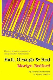 Exit Orange and Red