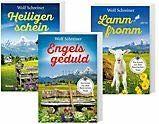 Heiligenschein / Engelsgeduld / Lammfromm - Pfarrer Baltasar Senner ermittelt, Band 4-6