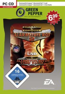 Command & Conquer: Alarmstufe Rot 2 + Yuris Rache [Green Pepper]