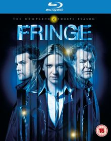 Fringe - The Complete Fourth Season [Blu-Ray] [UK Import] [4 DVDs]