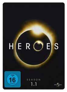 Heroes - Season 1.1 (Steelbook) [4 DVDs]