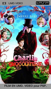 Charlie et la chocolaterie [UMD Universal Media Disc] [FR Import]