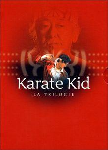 Coffret Karate Kid 3 DVD : Karate Kid 1, 2 et 3 [FR Import]
