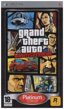 Sony - GTA : Liberty City stories platinum Occasion [ PSP ] - 5026555280983