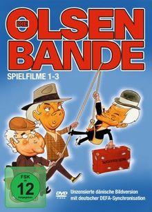 Die Olsenbande - Sammlerbox 1 [3 DVDs]