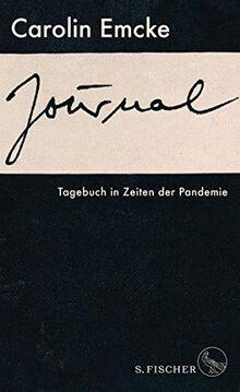 Journal: Tagebuch in Zeiten der Pandemie