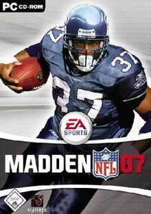 Madden NFL 07 (DVD-ROM)