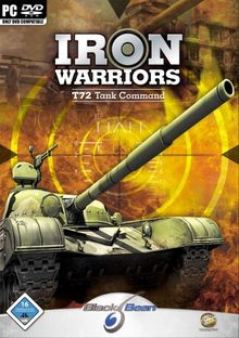 Iron Warriors: T72 Tank Command (DVD-ROM)