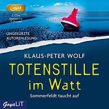 Totenstille im Watt (Ungekürzte Autorenlesung) Mp3