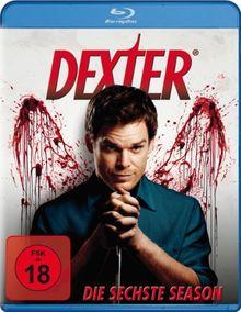 Dexter - Die sechste Season [Blu-ray]