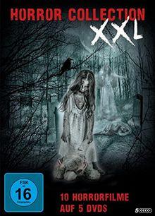 Horror Collection XXL (10 Horrorfilme auf 5 DVDs)