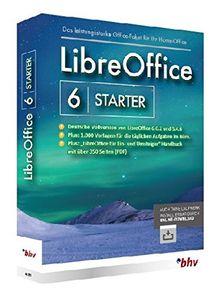 LibreOffice 6 Starter (PC+Mac)
