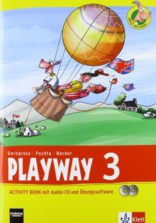Playway. Für den Beginn ab Klasse 3 / Activity Book mit Audio-CD und CD-ROM 3. Schuljahr: Ausgabe 2013