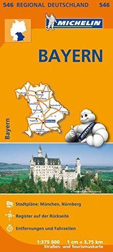 Bayern (Regionalkarten)