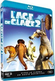 L'Age de glace 2 [Blu-ray] [FR IMPORT]