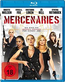 Mercenaries [Blu-ray]