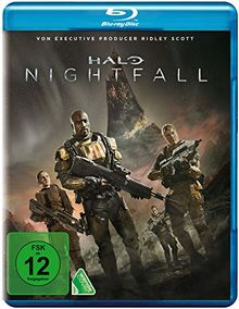 Halo - Nightfall [Blu-ray]