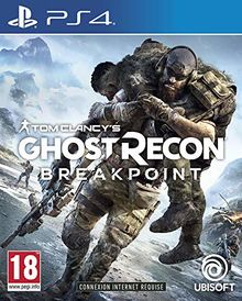 Tom Clancys Ghost Recon Breakpoint – PS4