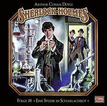 Sherlock Holmes - Folge 28: Eine Studie in Scharlachrot.