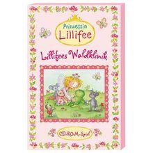 Prinzessin Lillifee: Lillifees Waldklinik. CD-ROM für Windows ab 98 und MAC 9.2