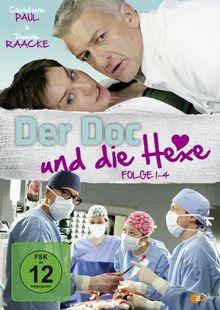 Der Doc und die Hexe - 4 Folgen auf 2 DVDs
