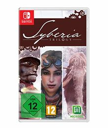 Syberia Trilogy: Definitive Edition