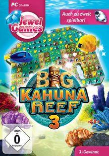 Jewel Games - Big Kahuna Reef 3