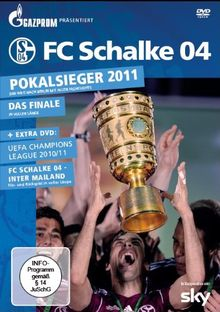 FC Schalke 04-Pokalsieger 2011 [2 DVDs]