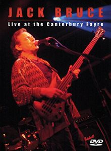 Jack Bruce - Live At The Canterbury Fayre
