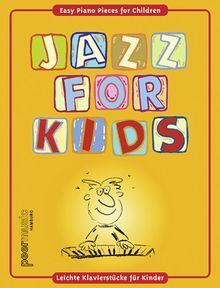 Jazz for Kids. Klavier, Noten