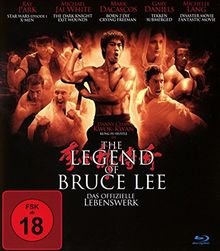 The Legend of Bruce Lee - Extended uncut Edition [Blu-ray]