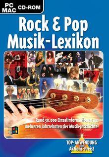 Rock & Pop Musik-Lexikon