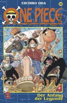 One Piece, Band 12: Der Anfang der Legende