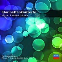 Klarinettenkonzerte KV 622/op.74/op.26 (Classical Choice)