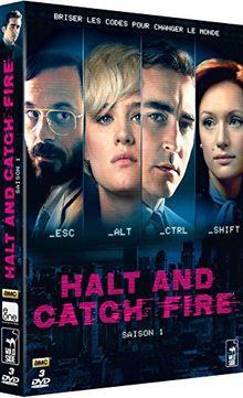 Coffret halt and catch fire, saison 1 [FR Import]