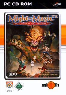 Might and Magic VII: For Blood and Honor [Red Fly]