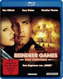 Reindeer Games - Wild Christmas [Blu-ray] [Director's Cut]