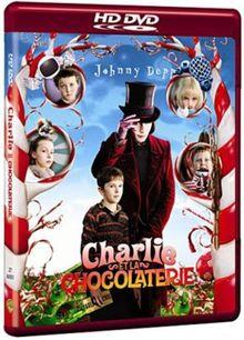 Charlie et la chocolaterie [HD DVD] [FR Import]