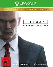 Hitman - Steelbook Edition [Xbox One]