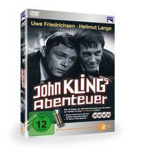 John Klings Abenteuer - Die komplette Serie [4 DVDs]