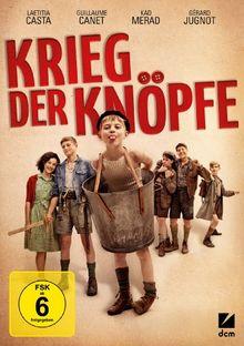 Krieg der Knöpfe - Der Original-Kinofilm [Blu-ray]