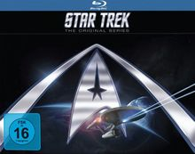 Star Trek: The Original Series [Blu-ray] [20 Blu-rays]