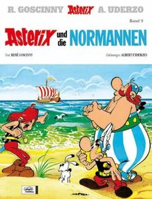 Asterix HC 09 Normannen
