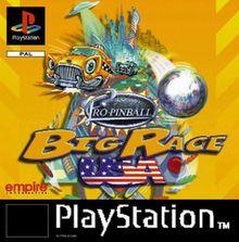 Pro Pinball 3 - Big Race USA
