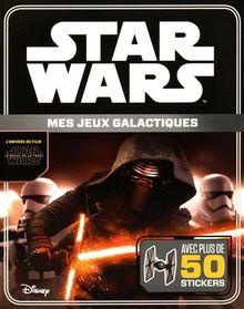 Mes jeux galactiques Star Wars