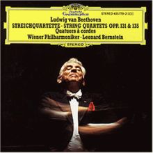 Beethoven: Streichquartette Op.131 & 135