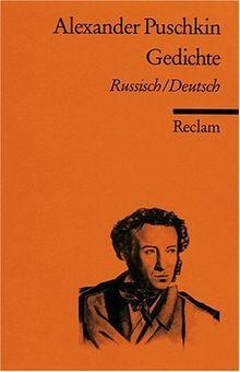 Russische Gedichte Zweisprachig Von Puschkin Alexander S