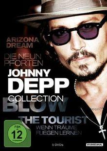 Johnny Depp Collection [5 DVDs]