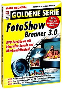 Fotoshow Brenner 3.0